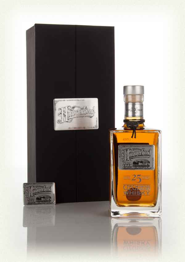 HAMMER HEAD 25 YEARS - SINGLE MALT WHISKY