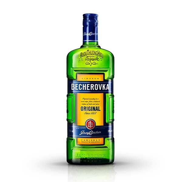 RƯỢU THẢO MỘC BECHEROVKA 500ml