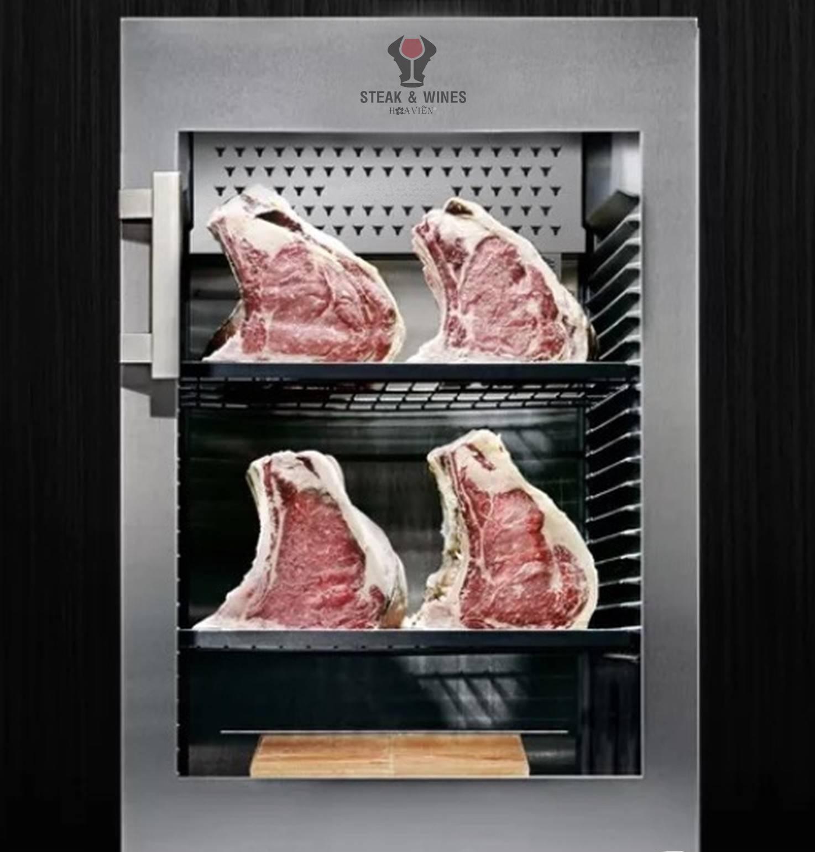 Tủ ủ thịt bò Dry - Ager
