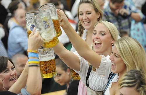 Châu Á là khu vực tiêu thụ bia nhiều nhất thế giới